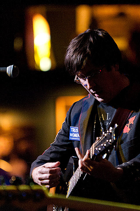 The Mountain Goats @ Antone's - 1/19/2012