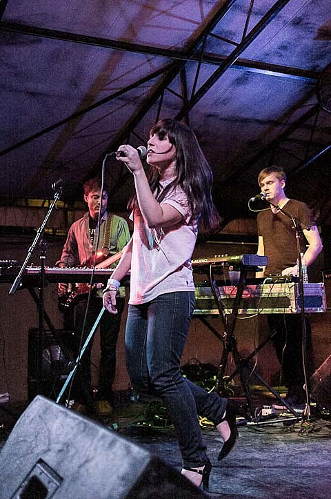 Nite Jewel @ Mohawk - 4/17/2012