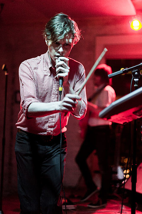 Parenthetical Girls @ Lamberts on 3/27/2012