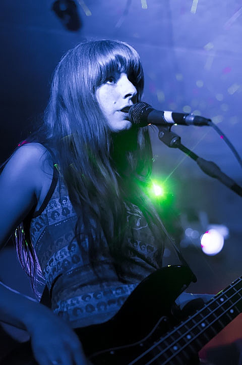 Ringo Deathstarr @ Beauty Bar - 1/7/2012