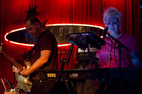 The Laughing @ The Continental Club - 7/31/2012