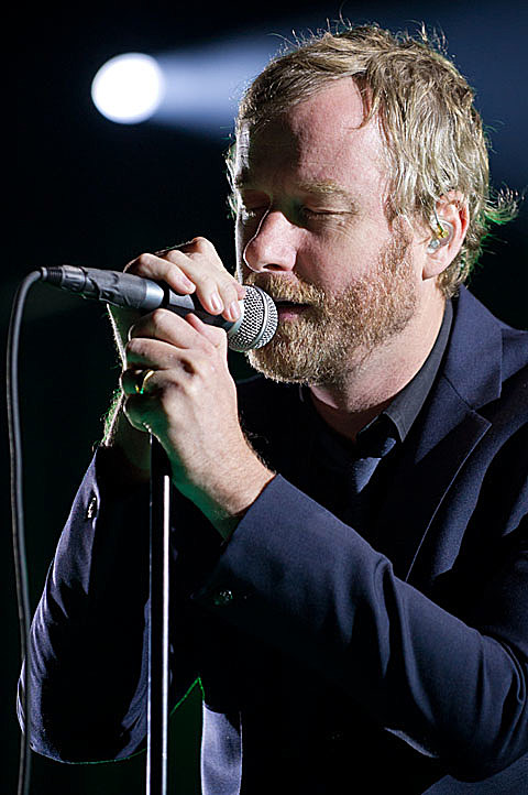 The National - Austin Music Hall - 12/04/2011