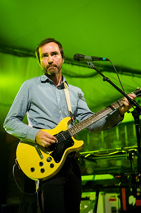 James Mercer of The Shins @ Stubb's - 10/12/2012