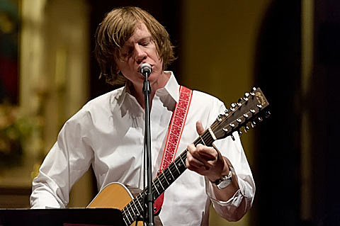 Thurston Moore @ St. David's Church - 2/11/2012