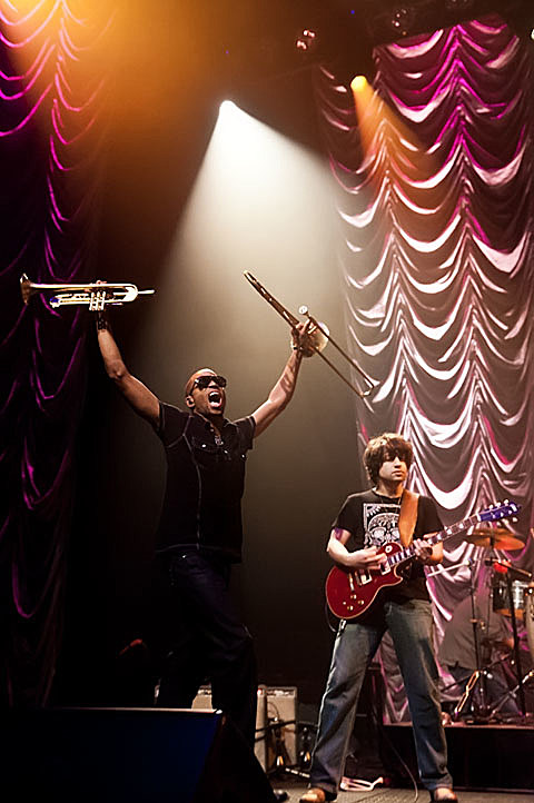 Trombone Shorty Andrews @ ACL Live on 2/16