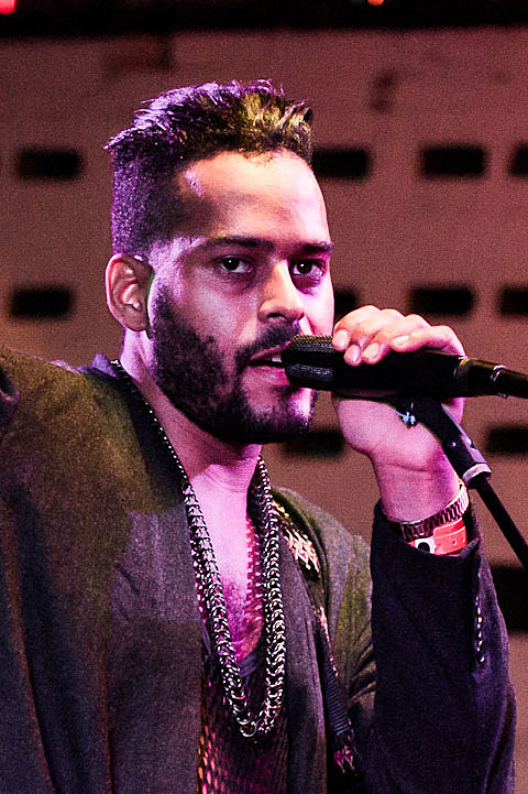 Twin Shadow @ Mohawk -  9/14/2012