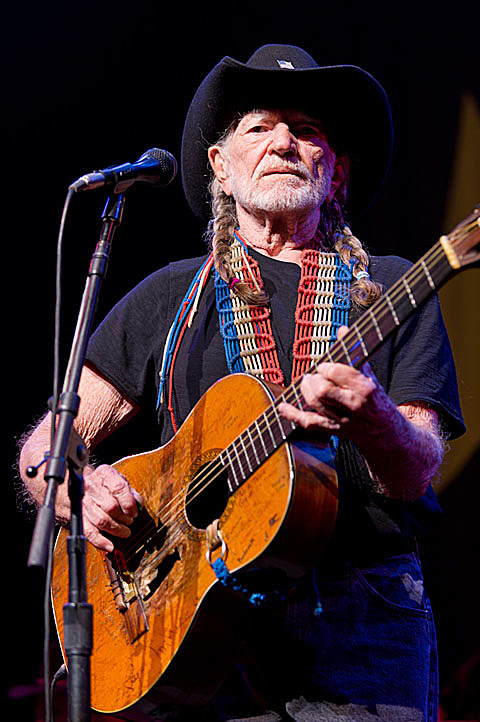 Willie Nelson @ Moody Theater - 12/30/2011