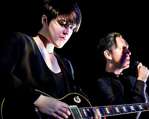 The XX @ The Moody Theater on 2/11/2013