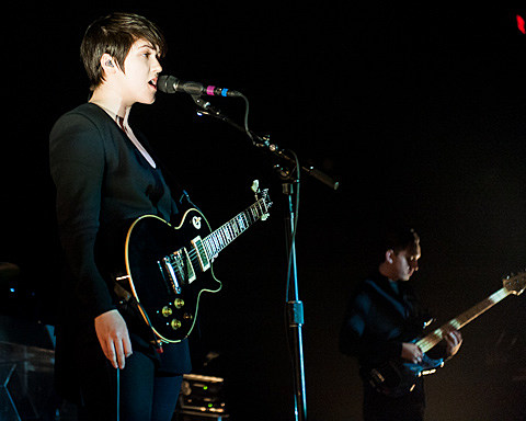 The XX @ The Moody Theater - 2/11/2013
