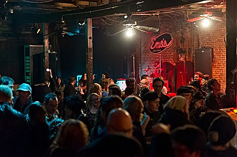Emo's Red River - Final Night - 12/30/2011