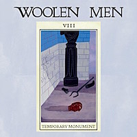 Woolen Men Temporary Monument