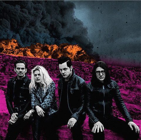 Dodge & Burn by Dead Weather