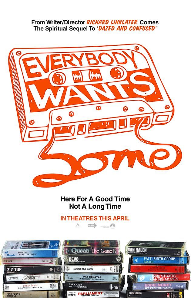 Everybody Wants Some Richard Linklater