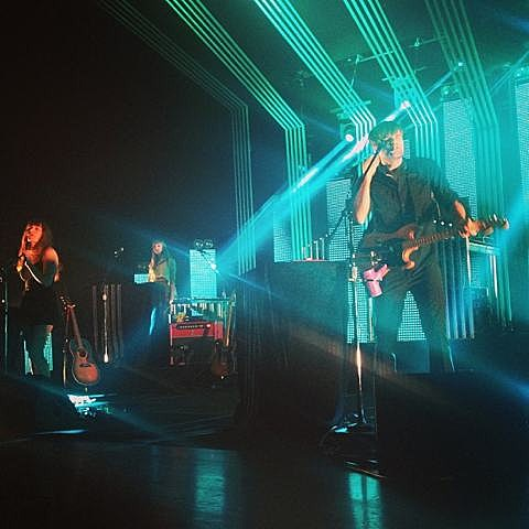 Postal Service Now On Tour Watch Live Video Mates Of State Ra