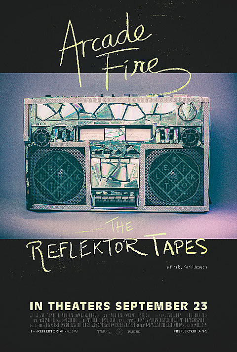 Arcade Fire The Reflektor Tapes