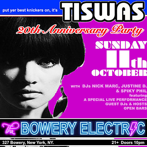Tiswas 20th Anniversary