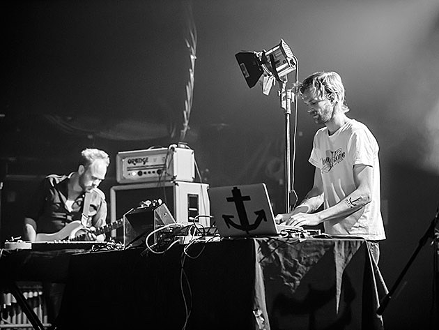 Todd Terje and the Olsens at Terminal 5