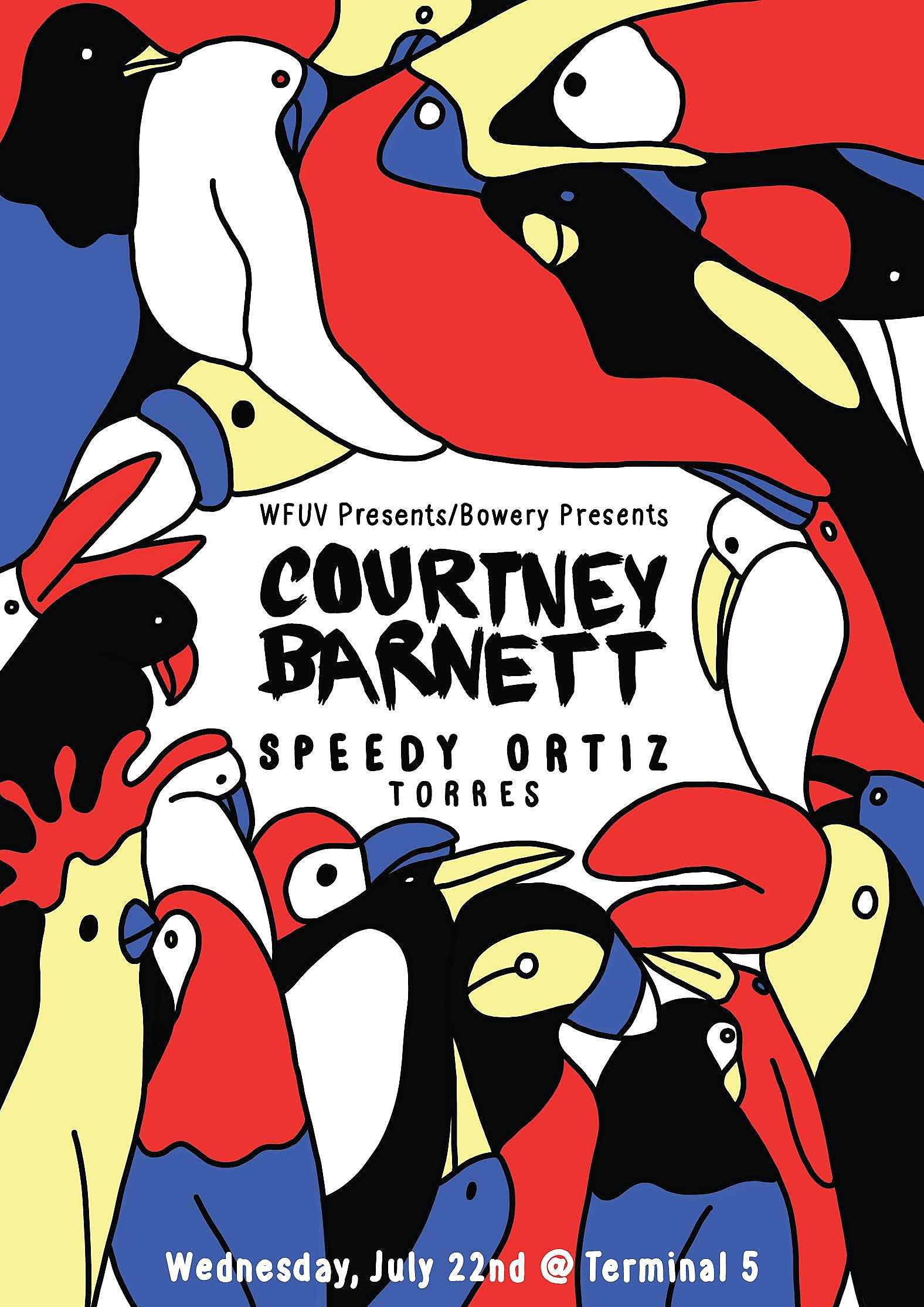 Courtney Barnett poster