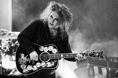 The Cure at Voodoo 2013