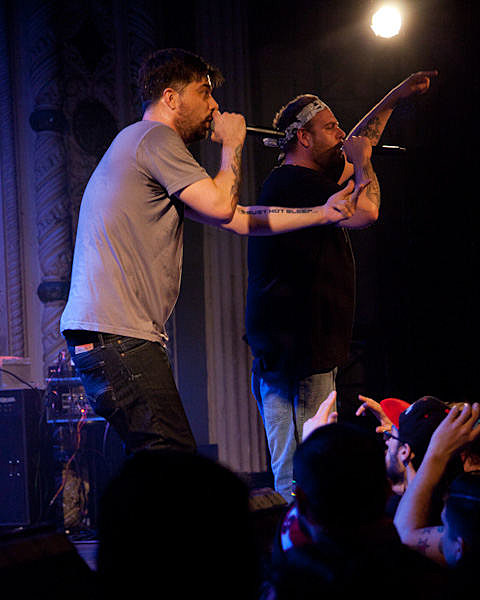 Rob Sonic and Aesop Rock