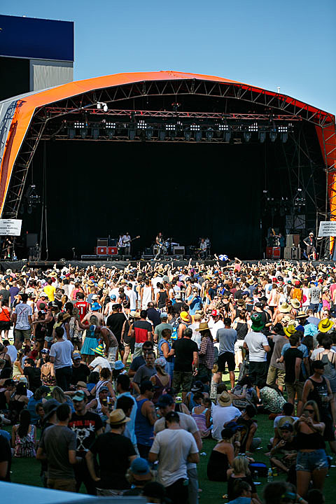 Big Day Out - Gold Coast, Australia - January 19th, 2014