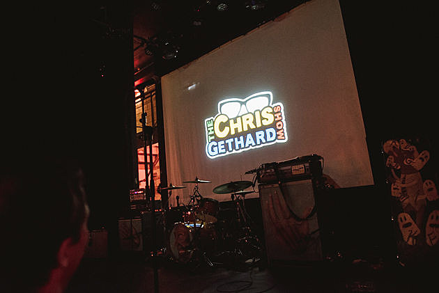 The Chris Gerthard Show Premiere