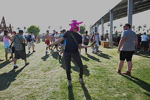 Coachella 2013 - Day 1