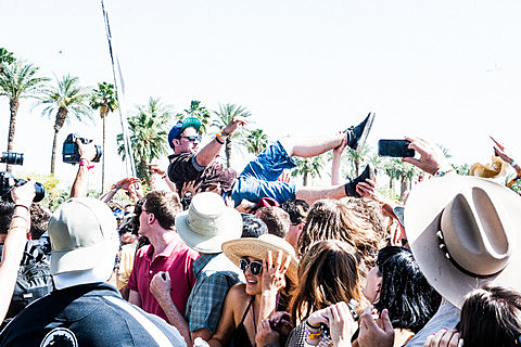 Coachella 2014 - Day 2