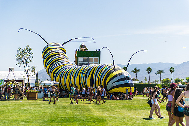 Coachella 2015 - Day 1