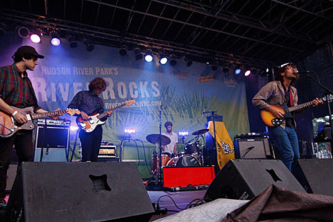 Ducktails - Pier 84, NYC - August 8th, 2013 - Photos by Amanda Hatfield