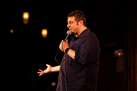 Eugene Mirman Comedy Festival 2014 - Day 3