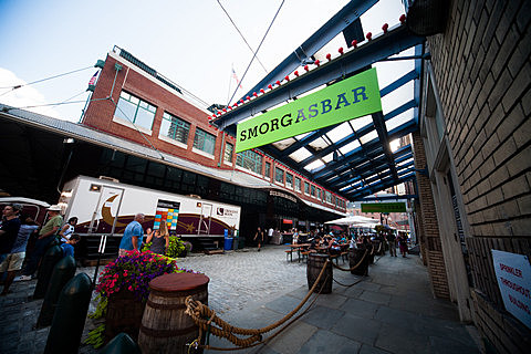 Grand Resort - South Street Seaport, NYC - August 4th, 2013