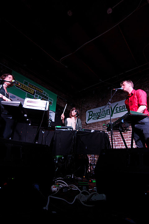 2013 BrooklynVegan SXSW Day Party - Day 1