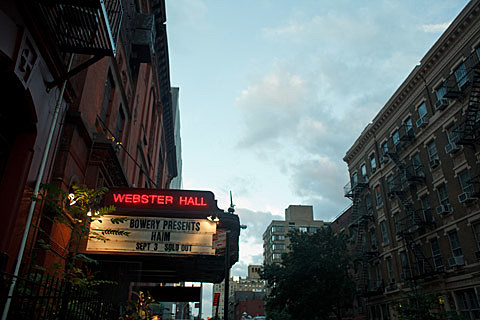 IO Echo - Webster Hall, NYC - September 3rd, 2013