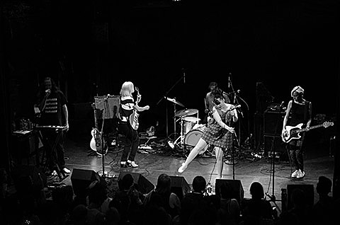 The Julie Ruin - Bowery Ballroom, NYC - September 3rd, 2013