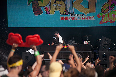2014 Mad Decent Block Party