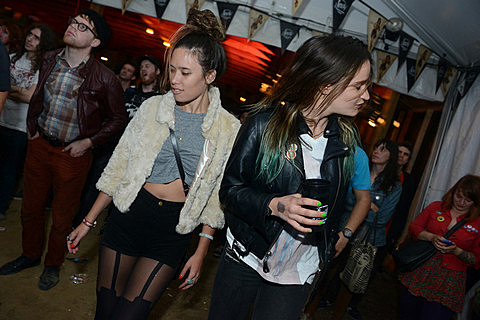 Sailor Jerry House @ SXSW 2014 - Friday Night