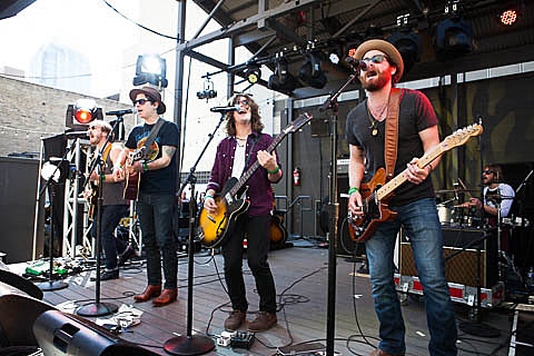 The Warner Sound - SXSW 2013