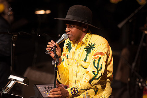 ATOMIC BOMB! The Music of William Onyeabor at the Brooklyn Academy of Music (BAM)