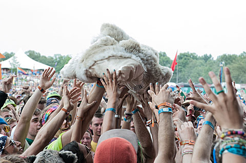 Bonnaroo 2013, Day 4