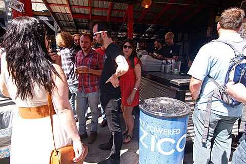BV Day Party @ The Main & Jr, March 16th, 2013