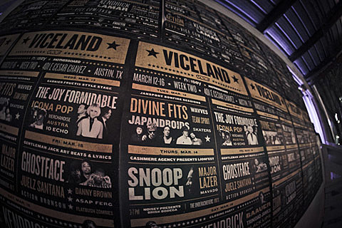 Viceland at SXSW 2013