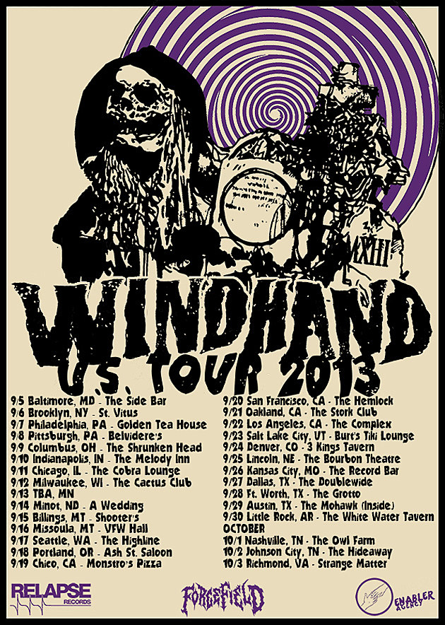 windhand-tour
