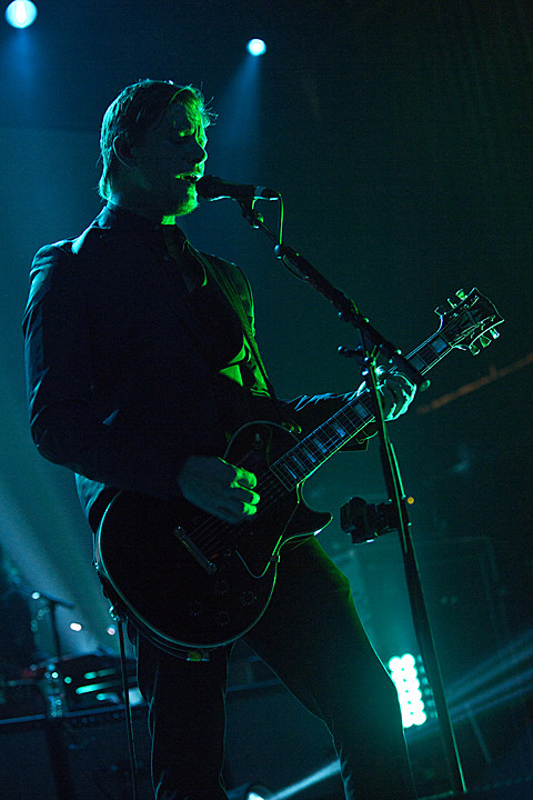Interpol at Terminal 5
