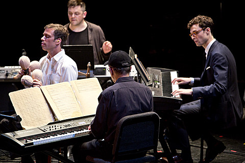 Steve Reich and Musicians
