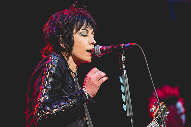 The Who & Joan Jett and the Blackhearts - Frank Erwin Center - 4/27/2015