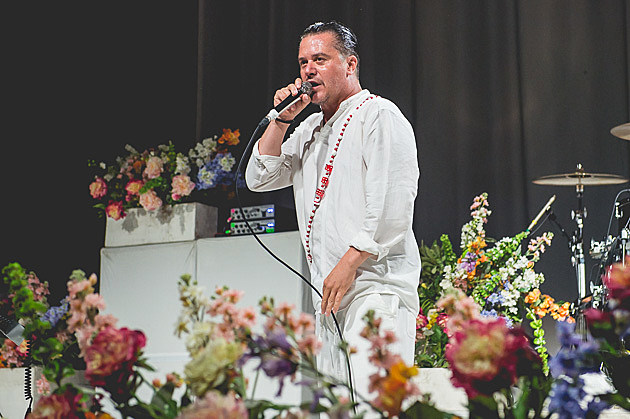 Faith No More, Napalm Death @ Austin Music Hall - 7/26/2015