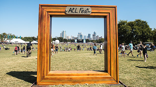 ACL Festival - Weekend 1, Day 1 - 10/2/2015