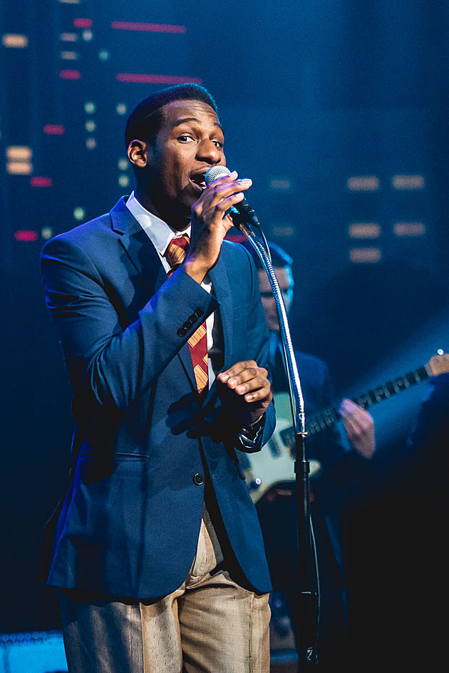 Leon Bridges taping for ACLTV - 10/8/2015