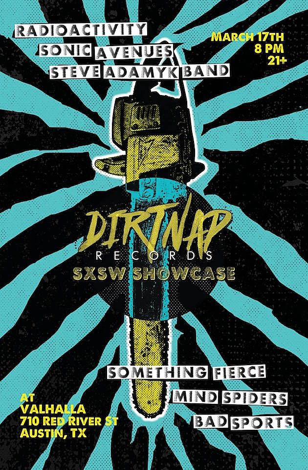 Dirtnap Records SXSW Showcase